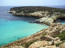 050 - Isola dei Conigli Lampedusa